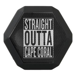straight outta Cape Coral Black Bluetooth Speaker