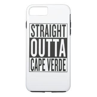 straight outta Cape Verde iPhone 7 Plus Case