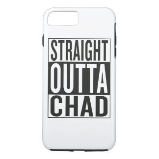 straight outta Chad iPhone 7 Plus Case