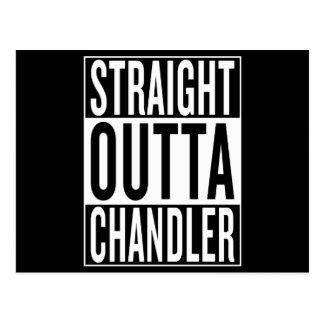 straight outta Chandler Postcard