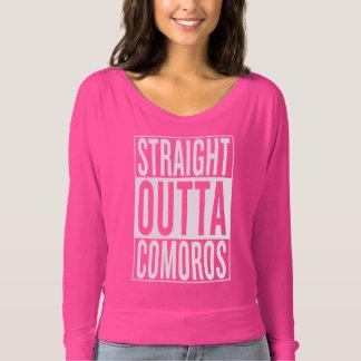 straight outta Comoros T-Shirt