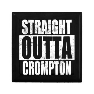 Straight Outta Crompton (Oldham) Gift Box