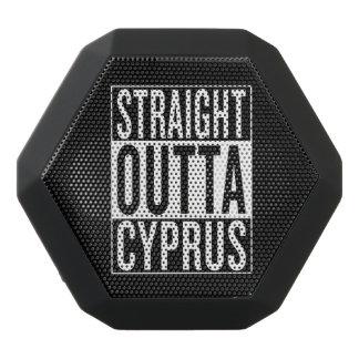 straight outta Cyprus Black Bluetooth Speaker