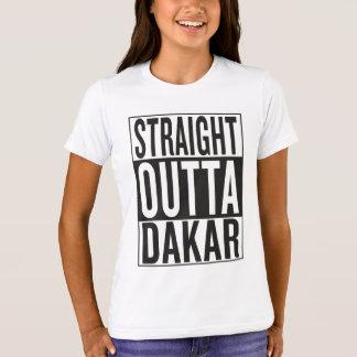 straight outta Dakar T-Shirt