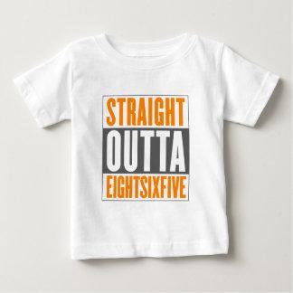 Straight Outta EightSixFive Baby T-Shirt