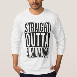 straight outta El Salvador T-Shirt