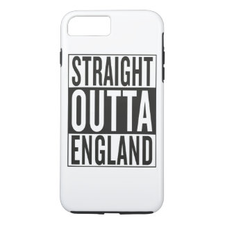straight outta England iPhone 7 Plus Case