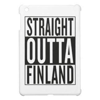 straight outta Finland iPad Mini Covers