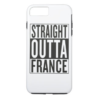 straight outta France iPhone 7 Plus Case