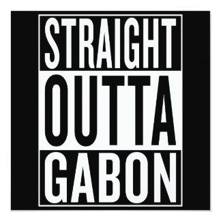 straight outta Gabon Card