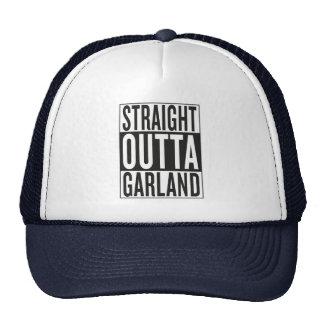 straight outta Garland Cap