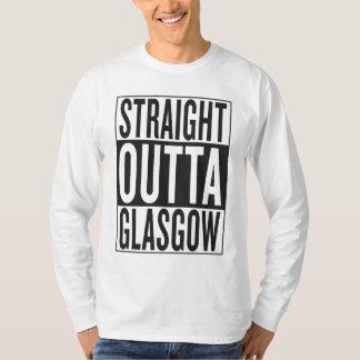 straight outta Glasgow T-Shirt