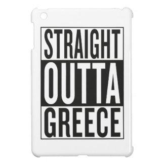 straight outta Greece iPad Mini Cover