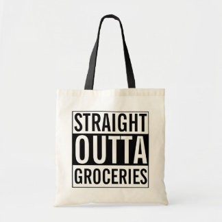Straight Outta Groceries Funny