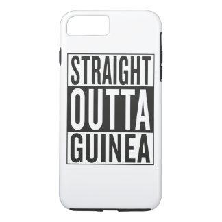straight outta Guinea iPhone 7 Plus Case