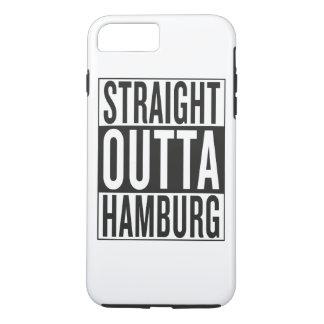 straight outta Hamburg iPhone 7 Plus Case