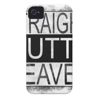 Straight outta HEAVEN Case-Mate iPhone 4 Case