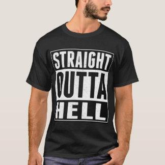 Straight Outta Hell Shirt