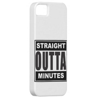 STRAIGHT OUTTA ... iPhone 5 COVER