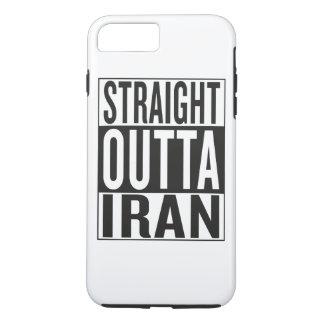 straight outta Iran iPhone 7 Plus Case