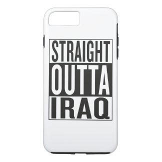 straight outta Iraq iPhone 7 Plus Case