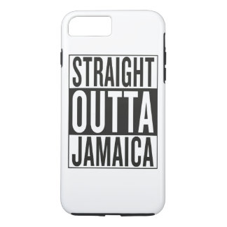 straight outta Jamaica iPhone 7 Plus Case