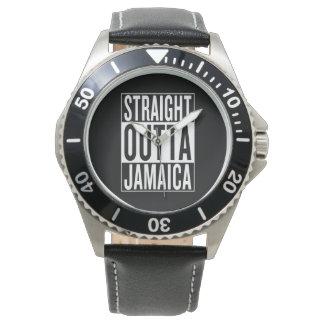straight outta Jamaica Wrist Watches