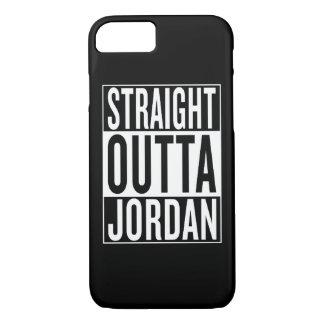 straight outta Jordan iPhone 7 Case