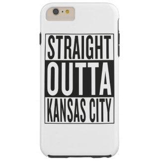 straight outta Kansas City Tough iPhone 6 Plus Case