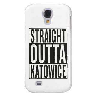 straight outta Katowice Galaxy S4 Cases