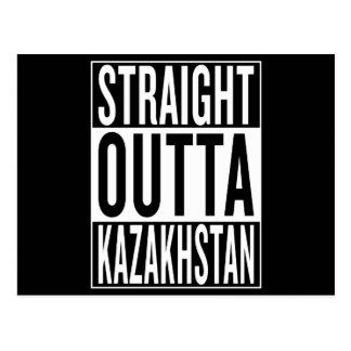 straight outta Kazakhstan Postcard