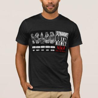 Straight Outta Kemet by DAP Apparel T-Shirt
