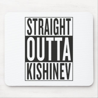 straight outta Kishinev Mouse Pad