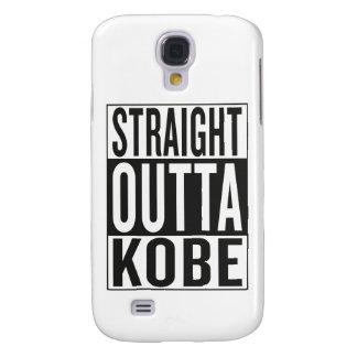 straight outta Kobe Samsung Galaxy S4 Case