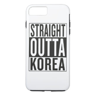 straight outta Korea iPhone 7 Plus Case