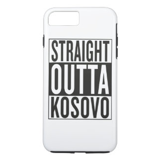straight outta Kosovo iPhone 7 Plus Case