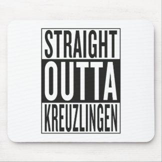 straight outta Kreuzlingen Mouse Pad