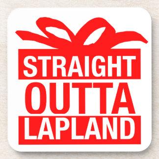 Straight Outta Lapland Coaster