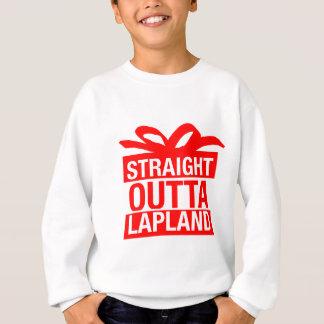 Straight Outta Lapland Sweatshirt