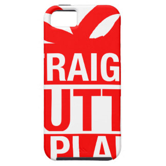 Straight Outta Lapland Tough iPhone 5 Case