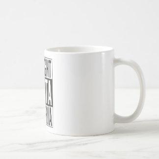 straight outta Liberia Coffee Mug