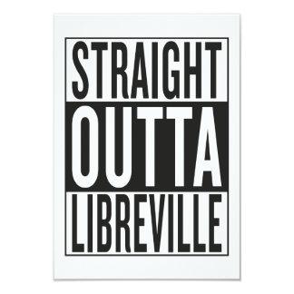 straight outta Libreville Card