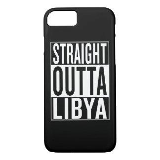 straight outta Libya iPhone 7 Case