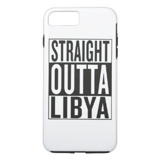 straight outta Libya iPhone 7 Plus Case