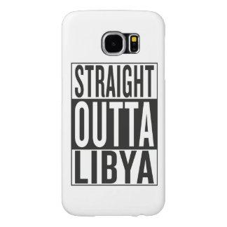 straight outta Libya Samsung Galaxy S6 Cases