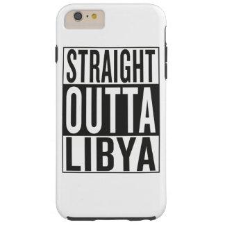 straight outta Libya Tough iPhone 6 Plus Case