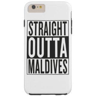 straight outta Maldives Tough iPhone 6 Plus Case