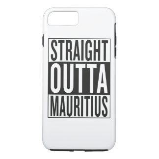 straight outta Mauritius iPhone 7 Plus Case