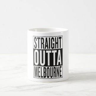 straight outta Melbourne Coffee Mug