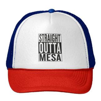 straight outta Mesa Cap